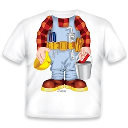 Builder Boy T Shirts