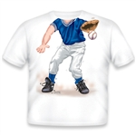 Baseball Fielder T Shirt