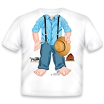 Amish Boy T Shirts