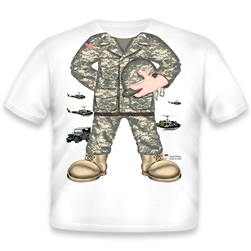 Army Boy Basic Camo