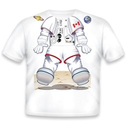 Astronaut Boy T Shirt